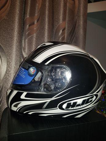 Kask motocyklowy HJC FG-15 rozmiar M -PRAWIE NOWY -
