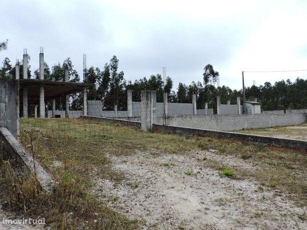 Armazém em Construção em Pombal
