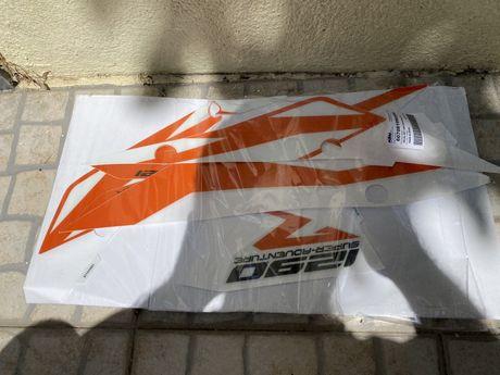 Jogo Autocolantes KTM 1290 Super Adventure R