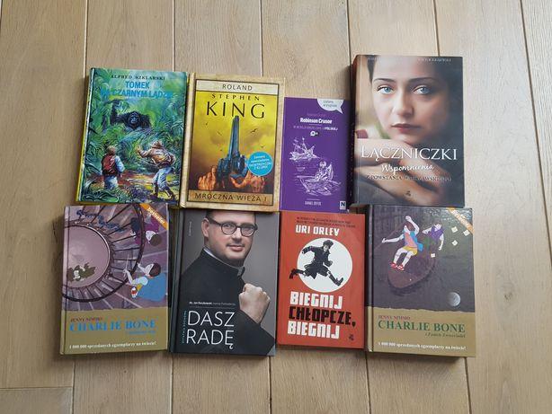 Młodzieżowe książki