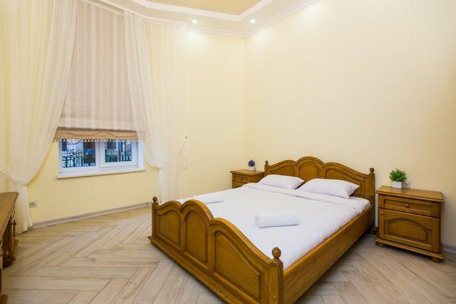 Avangard Sholom Aleichem Apartment/Подобово/Посуточно 2кім квартира в
