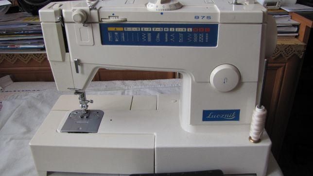 Łucznik 875 maszyna do szycia