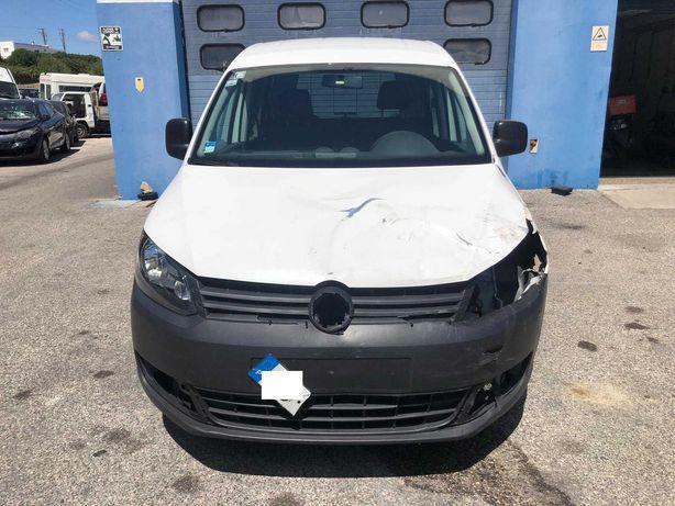 VW Caddy III Van 1.6 TDI Bluemotion de 2014