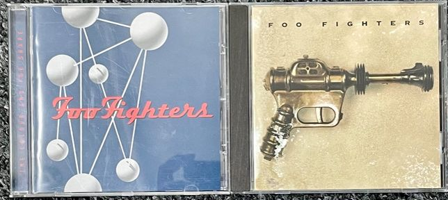 Foo Fighters - The Colour And The Shape / Foo Fighters 2CD