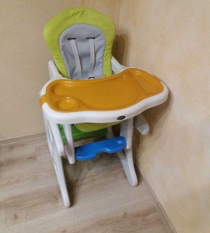 Krzesełko do karmienia 3w1 stoliczek z krzesełkiem