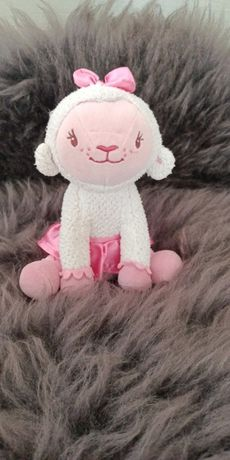 Owieczka Besia maskotka z bajki Klinika dla pluszaków oryginalna