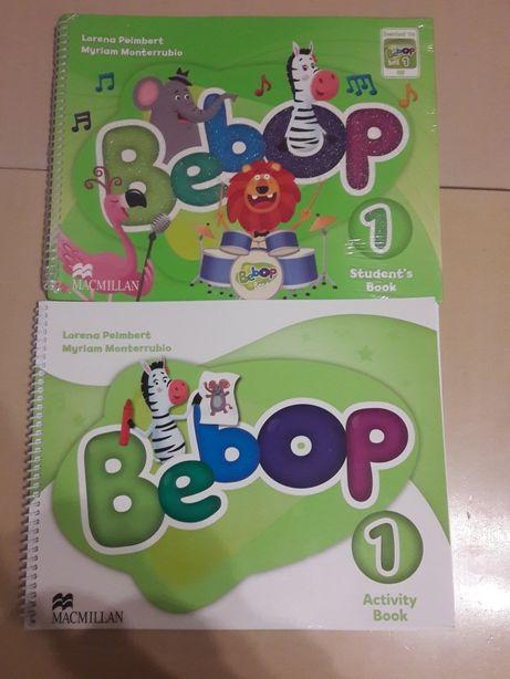 Bebop 1 Nowe podręczniki do nauki j. angielskiego