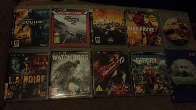 Witam serdecznie mam na sprzedaż gry na PS3