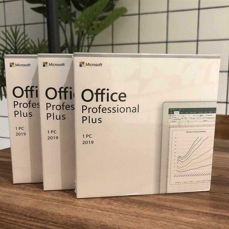 Office 2019 Professional Plus | Vitalício | Caixa (Restam 3)