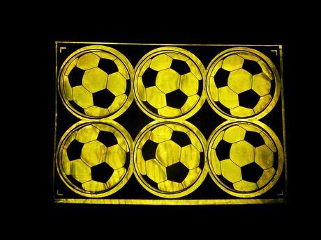 Наклейки смайлики, мячики светоотражающие