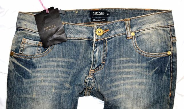 AMY GEE spodnie 125 euro NOWE 100% ORYG. R. 38 outlet nowe SALE !!!