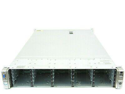 Cервер HP DL380e gen8/ 2xe5-2440/ 48gb /25ячеек/p420 2gb/2 б.п.