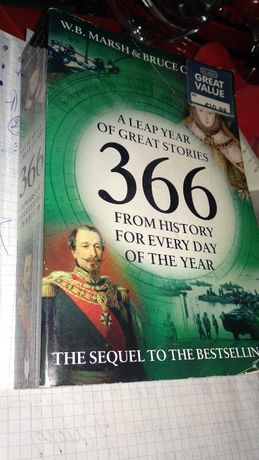 A LEAP YEAR OF GREAT STORIES 366 from history for every day of the yea