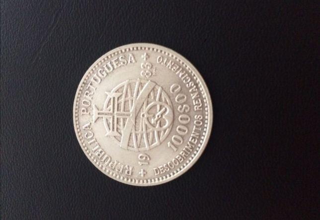 Moeda prata 1000 escudos