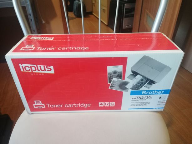 Toner icplus Brother IC-B TN2120N