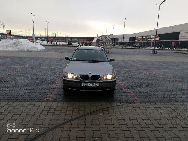 BMW E46, 316i, LPG, lift 2005 rok