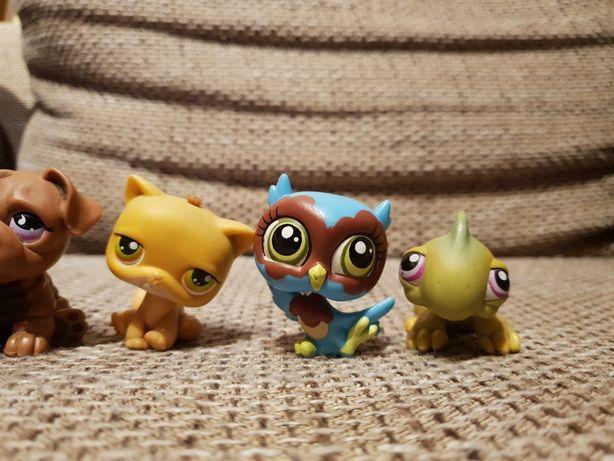 Littles Pet Shop figurki 8sztuk