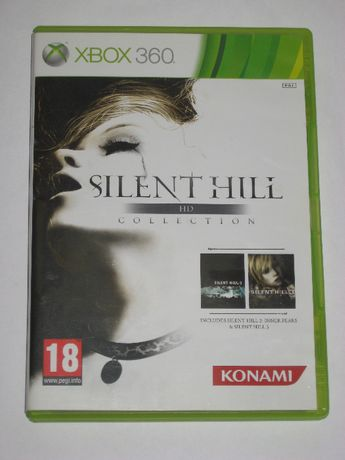 Silent Hill HD Collection XBOX360 BDB 3xA! bdb