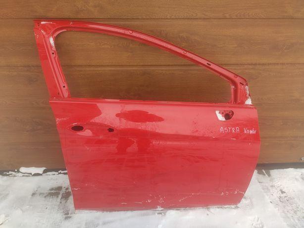 Drzwi prawe przód Opel Astra K kombi
