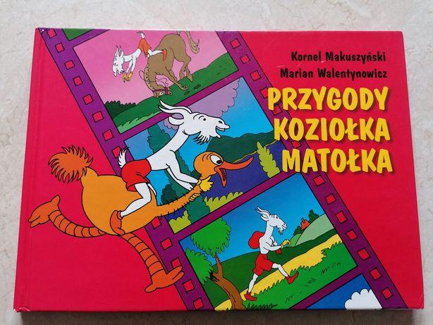 Przygody Koziołka Matołka, Makuszyński i Walentynowicz