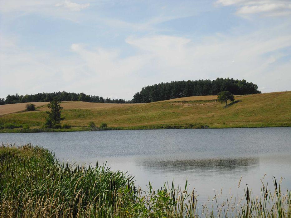 własne jezioro oraz działka z wydanymi WZ na Kaszubach Miastko - image 1