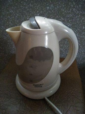 Продам чайник из нержавеющей стали и электрочайник