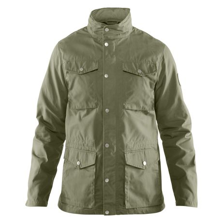 Fjallraven raven jacket