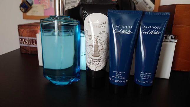 Darmowa wysyłka Zestaw męskich kosmetyków okazja :)