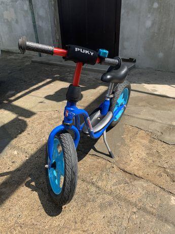 Беговел Puky LR 1L (синий), велобег