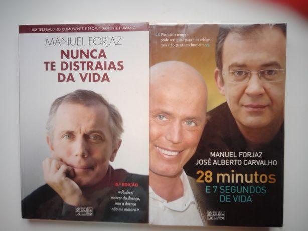 2 Livros de Manuel Forjaz