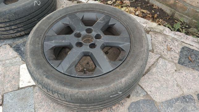 Старі літні шини R16 205/55