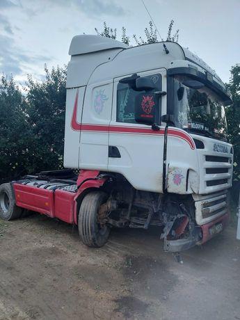 Scania R420 Uszkodzona