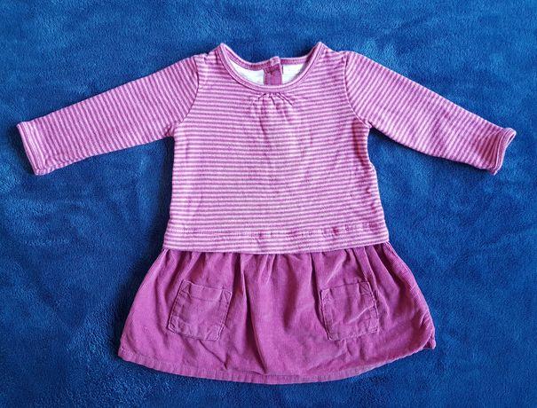Sukienka Next Baby roz. 68