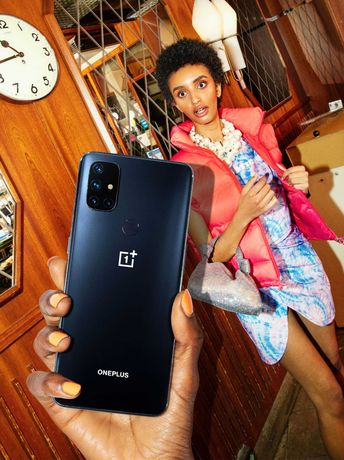 Smartphone ONEPLUS N10 - Midnight Black 6GB/128GB - 5G