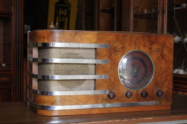 Rádio SPARTON (modelo 537 x), U.S.A. c.1936