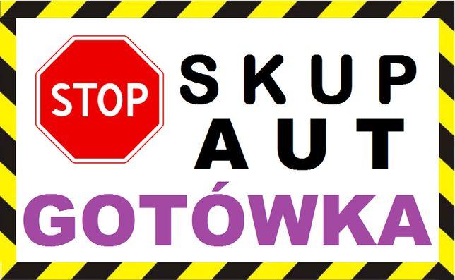 SKUP AUT, Złomowanie Samochodów Szczecin PŁACIMY Gotówką za Każde Auto