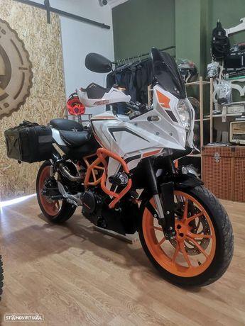 KTM Duke  390 Explorer Kit