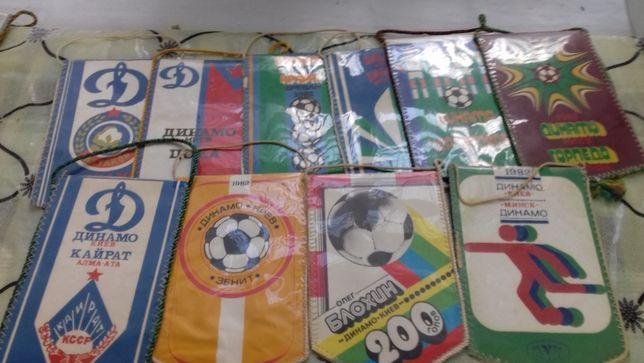 эмблемы з футболистами динамо киев 80 годов