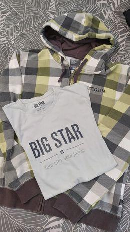Koszulka t-shirt big star ,bluza house ,xxl