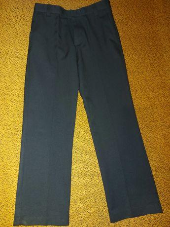 Нарядные синие брюки George на 6-7 лет в идеале