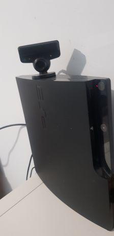 PlayStation 3 + 13jogos + 2 comandos + câmara+ tv