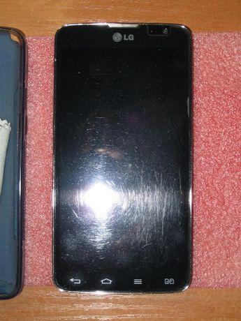 LG Pro Lite (D686) в идеальном состоянии и с новым аккумулятором