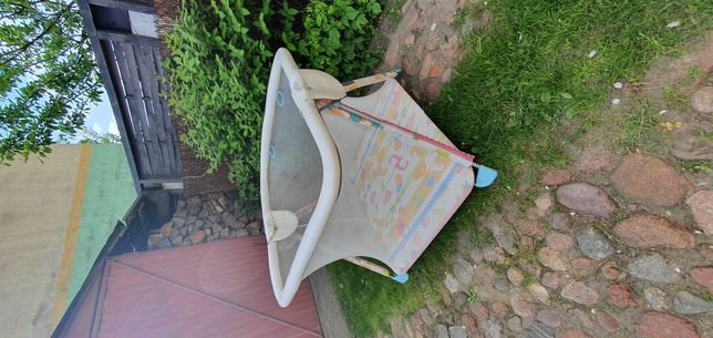 Kojec dla dzieci berber horn