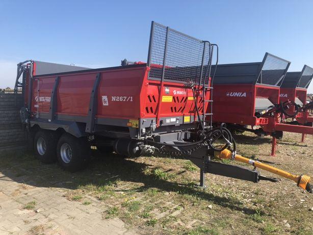 Rozrzutnik obornika Metal Fach 6 ton N267/1