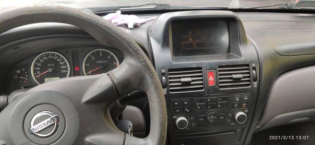 Nissan Almera 1.5 Купе дизель