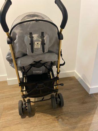 Elodie Details Stockholm Stroller 3.0 Golden Grey  - Wózek Spacerówka