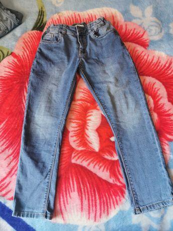 Calças de ganga vertbaudet 7anos (120cm)