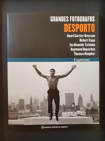"""Colecção """"Grandes Fotógrafos""""  de Portugal e do Desporto - Expresso"""