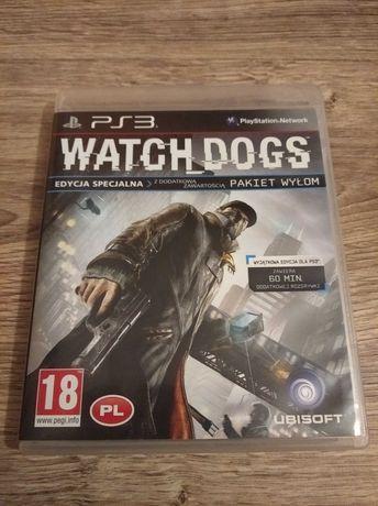 Gra PlayStation 3 WATCH DOGS Edycja Specjalna PL PS3