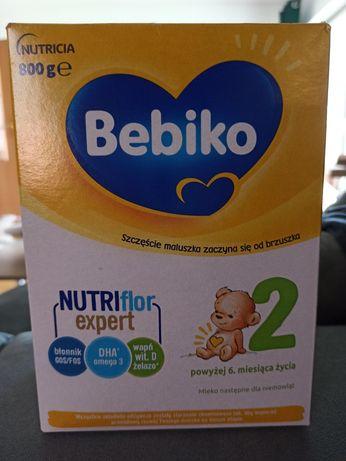 Mleko modyfikowane Bebiko 2 powyżej 6 miesiąca 400 g + gratis